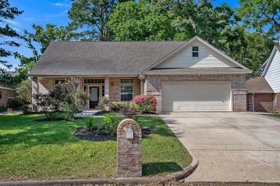 Willis Single Family Home For Sale: 12871 Capricornus Drive