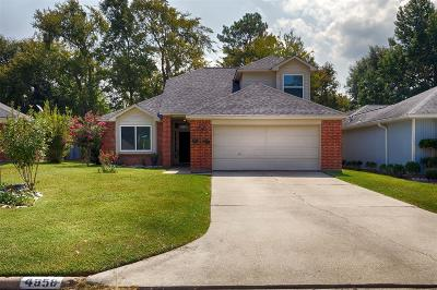 Willis Single Family Home For Sale: 4958 Pleasure Lake Drive