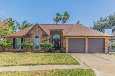 Pearland Single Family Home For Sale: 1035 Margate Drive