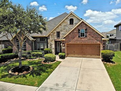 Katy TX Single Family Home For Sale: $425,000