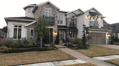 Conroe Single Family Home For Sale: 59 Oak Estates Drive