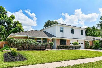 Houston Single Family Home For Sale: 5819 Effingham Drive