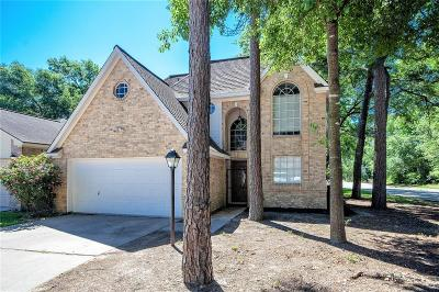 Conroe Single Family Home For Sale: 39 Silver Creek Drive