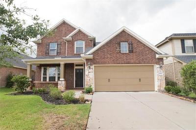 Single Family Home For Sale: 12522 Ember Village Lane