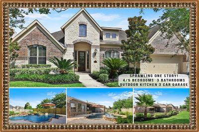 Summerwood Single Family Home For Sale: 15707 Hunters Lake Way