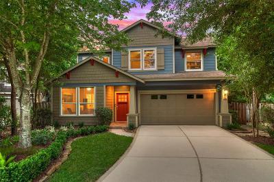 The Woodlands Single Family Home For Sale: 143 Velvet Grass Court