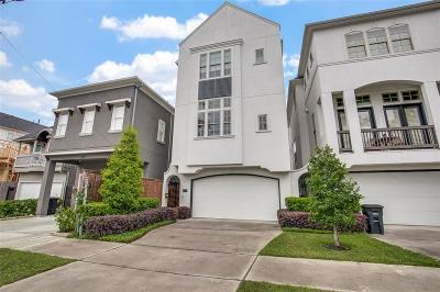 Houston Single Family Home For Sale: 1213 E 28th Street