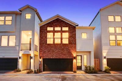 Houston Single Family Home For Sale: 1005 Green Kensington