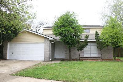 Houston Single Family Home For Sale: 7527 Millbrae Lane