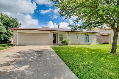 Houston Single Family Home For Sale: 8314 Leather Market Street