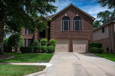 Houston Single Family Home For Sale: 14522 Southern Magnolia Circle