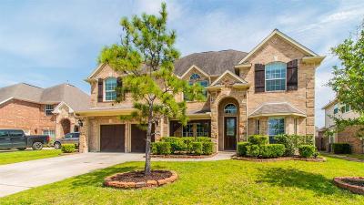 Spring Single Family Home For Sale: 2506 Marufo Vega Drive