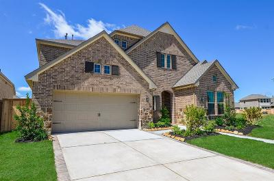 Katy TX Single Family Home For Sale: $397,952