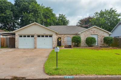Katy Single Family Home For Sale: 1631 Chilton Lane