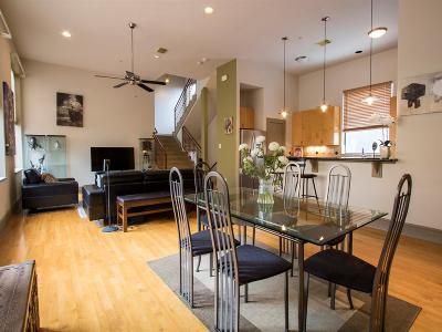 Houston Condo/Townhouse For Sale: 1702 Montrose Boulevard