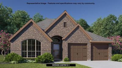 Pearland Single Family Home For Sale: 3721 Ashford Bridge Lane