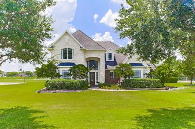 Fort Bend County Single Family Home For Sale: 519 Royal Lakes Boulevard