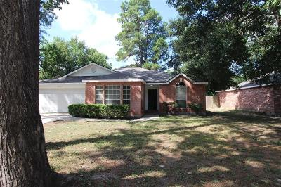 Spring Single Family Home For Sale: 22627 Bridgewater Drive