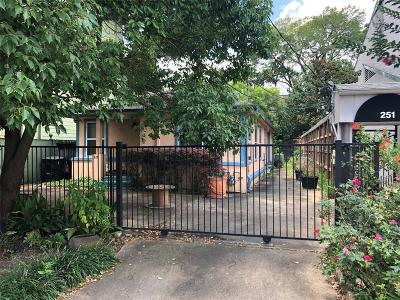 Rice Military Single Family Home For Sale: 247 Malone Street