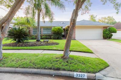 Sugar Land Single Family Home For Sale: 3327 Dew Point Lane