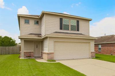 Rosenberg Single Family Home For Sale: 1118 Desert Springs Lane