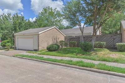 Single Family Home For Sale: 16603 Park Green Way