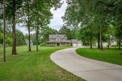 Huffman Single Family Home For Sale: 1202 Valley Commons Drive
