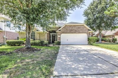 Cinco Ranch Single Family Home For Sale: 20407 Wild View Court