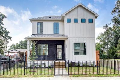 Houston Single Family Home For Sale: 630 W 22nd Street