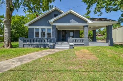 Bellville Single Family Home For Sale: 404 W Main Street