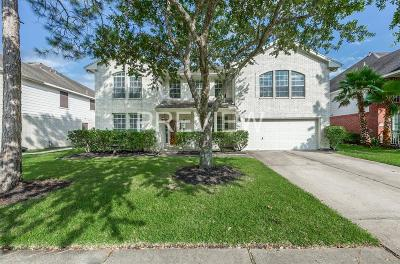Pearland Single Family Home For Sale: 3609 W Pine Orchard Drive