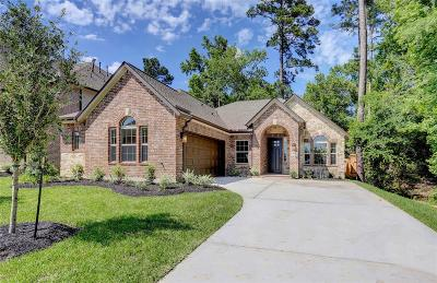 Conroe Single Family Home For Sale: 403 Black Walnut Drive
