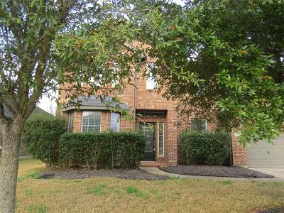 Pearland Single Family Home For Sale: 2504 Rusting Creek Drive