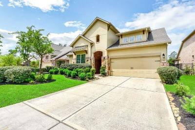 Tomball Single Family Home For Sale: 22 Inland Prairie Drive