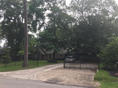 Spring Residential Lots & Land For Sale: 25814 Oak Ridge Drive
