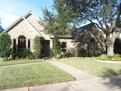Pasadena Single Family Home For Sale: 5106 Inglewood Drive