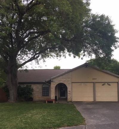 San Antonio Single Family Home For Sale: 5203 Dove Nest Street