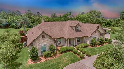 Dickinson Single Family Home For Sale: 2318 Timber Drive