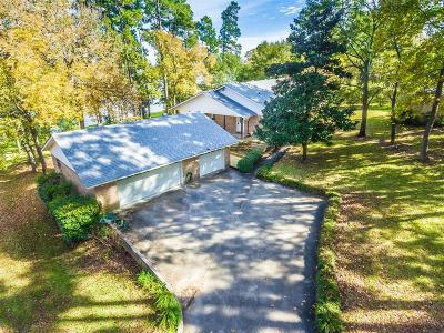 San Jacinto County Single Family Home For Sale: 150 Trott