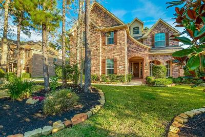 The Woodlands Single Family Home For Sale: 2 Ricegrass Place