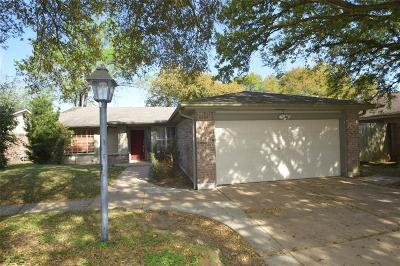 Katy Single Family Home For Sale: 5107 Gladeside Drive