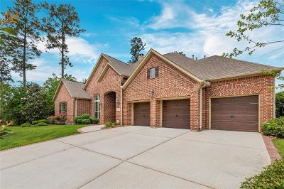 The Woodlands Creekside, The Woodlands Creekside 70's, The Woodlands Creekside Park, The Woodlands Creekside Park West Single Family Home For Sale: 10 Yarbrough Bend Court