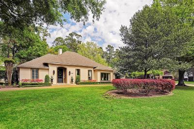 Houston Single Family Home For Sale: 11902 N Durrette Drive