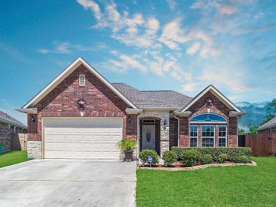 Pasadena Single Family Home For Sale: 3806 Fox Meadow Lane
