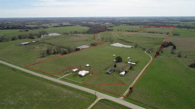 Austin County Country Home/Acreage For Sale: 4655 Fm 2502
