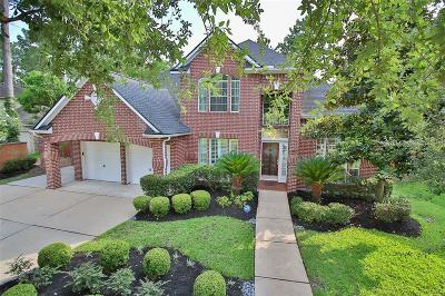 Spring Single Family Home For Sale: 9419 Sotherloch Lake Drive