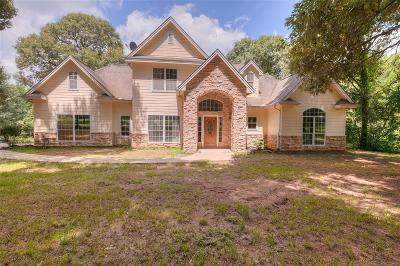 Montgomery Farm & Ranch For Sale: 12313 Tower Lane