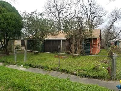 Houston Single Family Home For Sale: 6319 Force Street