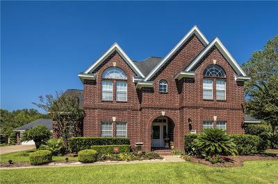 Missouri City Single Family Home For Sale: 3802 Pecan Ridge Drive