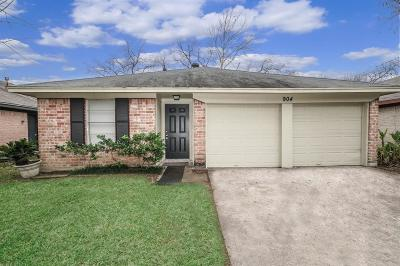 La Porte Single Family Home For Sale: 904 Seabreeze Street